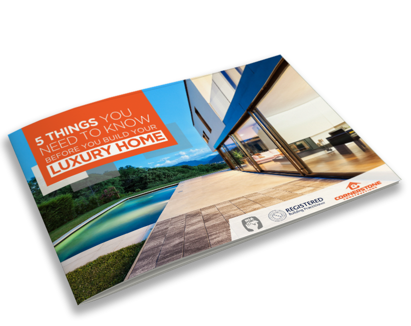 cornerstone constructions luxury home guide